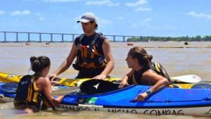 Roberto Bonetti kayak instructor